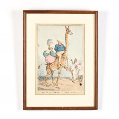william-heath-british-1795-1840-i-the-camelopard-or-a-new-hobby-i