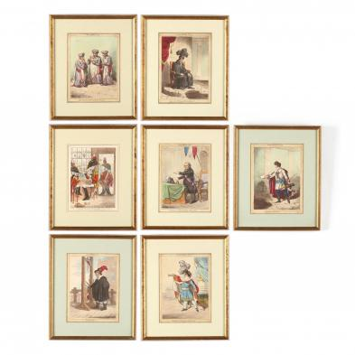 james-gillray-british-1757-1815-group-of-7-prints-from-i-french-habits-i