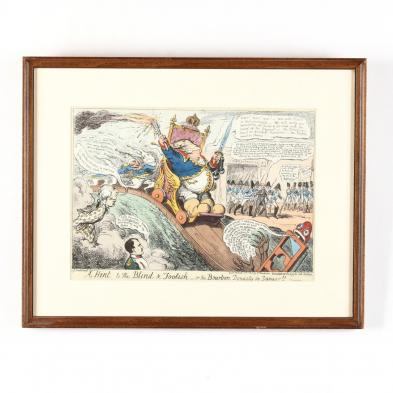george-cruikshank-british-1792-1878-i-a-hint-to-the-blind-foolish-or-the-bourbon-dynasty-in-danger-i
