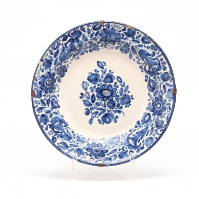 19th-century-large-delft-wall-mounted-plate