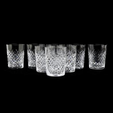 waterford-group-of-eight-alana-double-old-fashioned-glasses