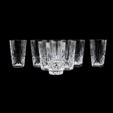 waterford-group-of-eight-baltray-highball-glasses
