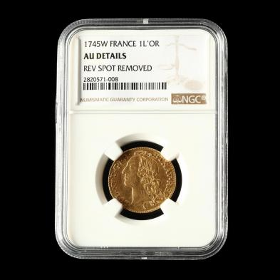 france-1746w-louis-d-or-ngc-au-details-rev-spot-removed