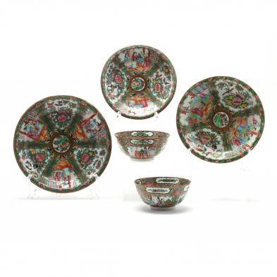 a-group-of-chinese-export-porcelain-serving-dishes