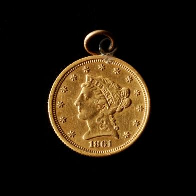 1861-liberty-head-2-50-gold-quarter-eagle-ex-jewelry