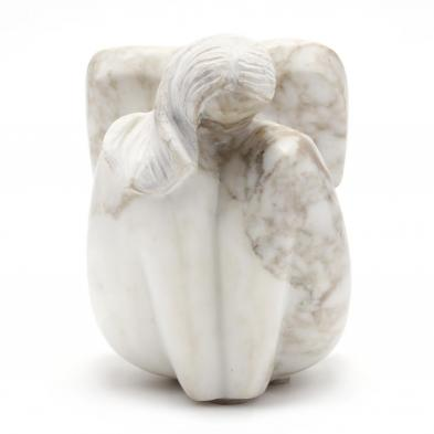 carved-marble-sculpture-of-a-nude-woman
