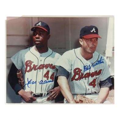 hank-aaron-and-eddie-mathews-signed-photograph