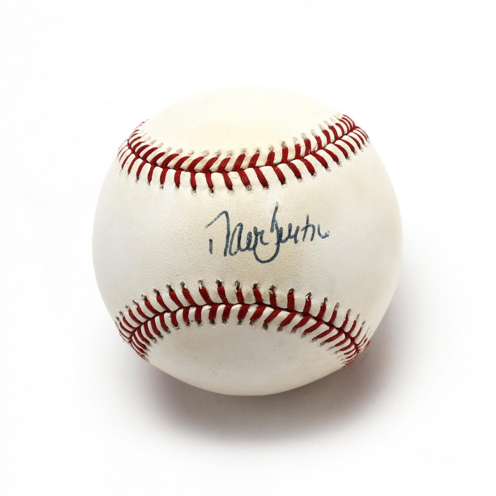 dave-justice-autographed-mlb-baseball
