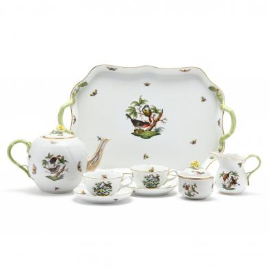 a-herend-rothschild-bird-tea-set