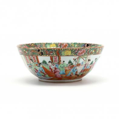 a-large-chinese-export-rose-mandarin-bowl