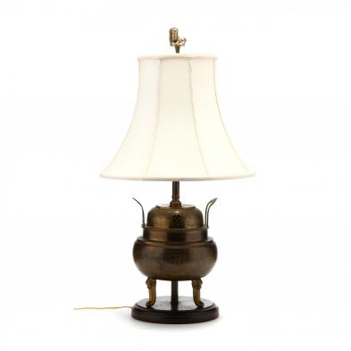 a-chinese-brass-censer-table-lamp