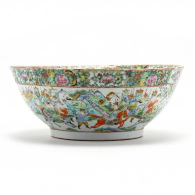 an-unusual-chinese-porcelain-famille-rose-punch-bowl
