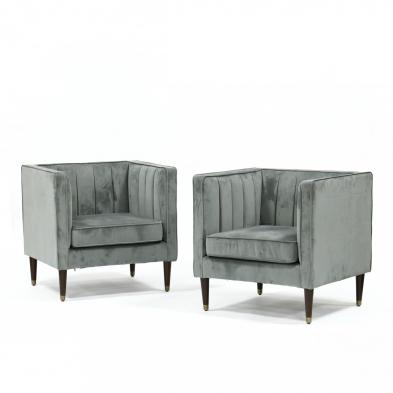 pair-of-modernist-club-chairs