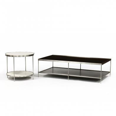 hickory-business-furniture-coffee-table-and-side-table
