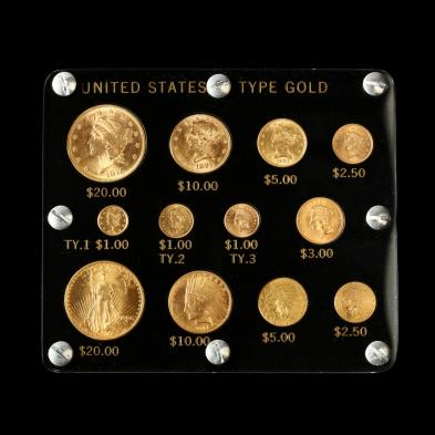 twelve-coin-classic-u-s-gold-type-set-in-capitol-holder
