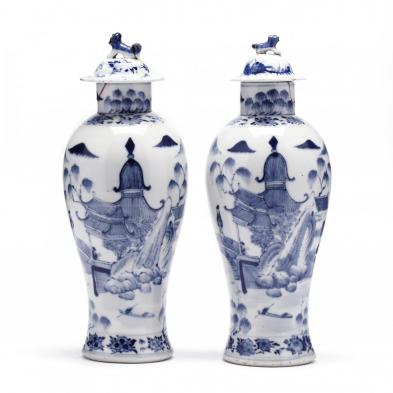 a-pair-of-chinese-export-porcelain-blue-and-white-covered-jars