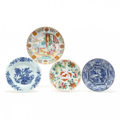 a-group-of-antique-chinese-porcelain-tableware
