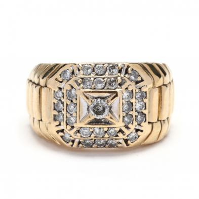 gent-s-10kt-gold-and-diamond-ring