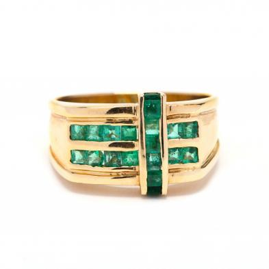 14kt-gold-and-emerald-ring