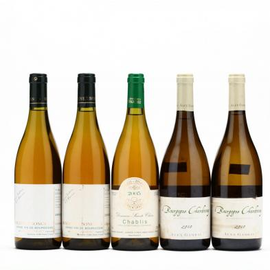 beautiful-selection-of-white-burgundies