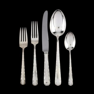 towle-candlelight-sterling-silver-flatware-service