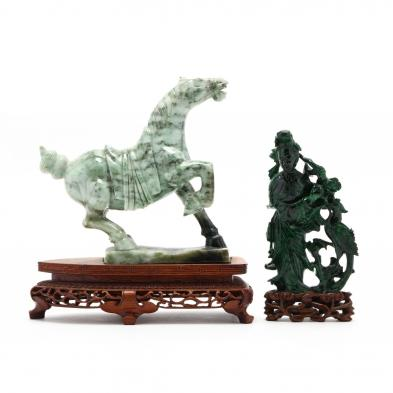 two-chinese-hardstone-sculptures