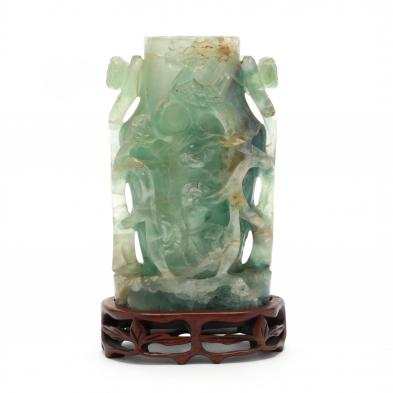a-chinese-hardstone-green-quartz-vessel
