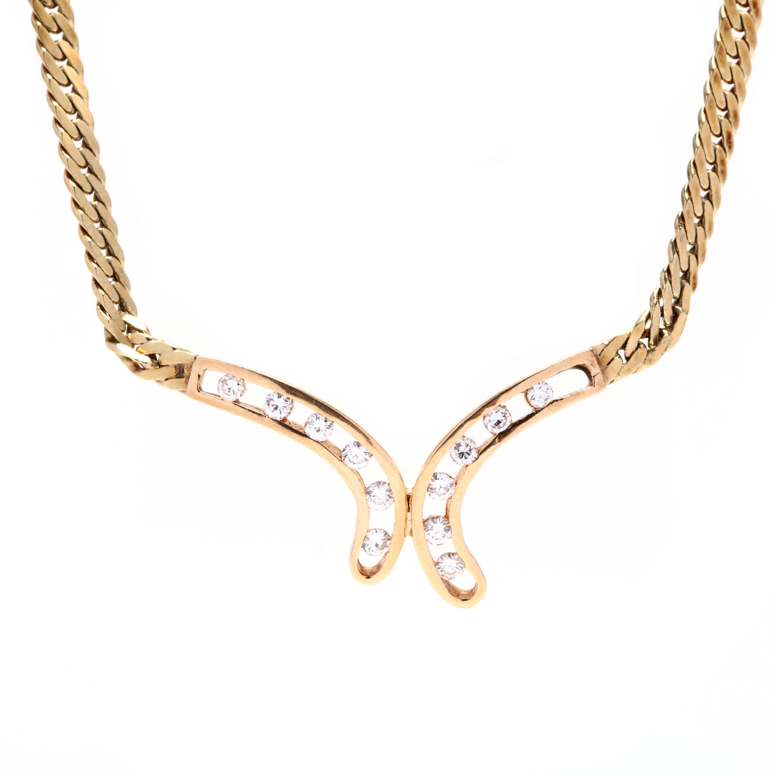 gold-and-diamond-necklace