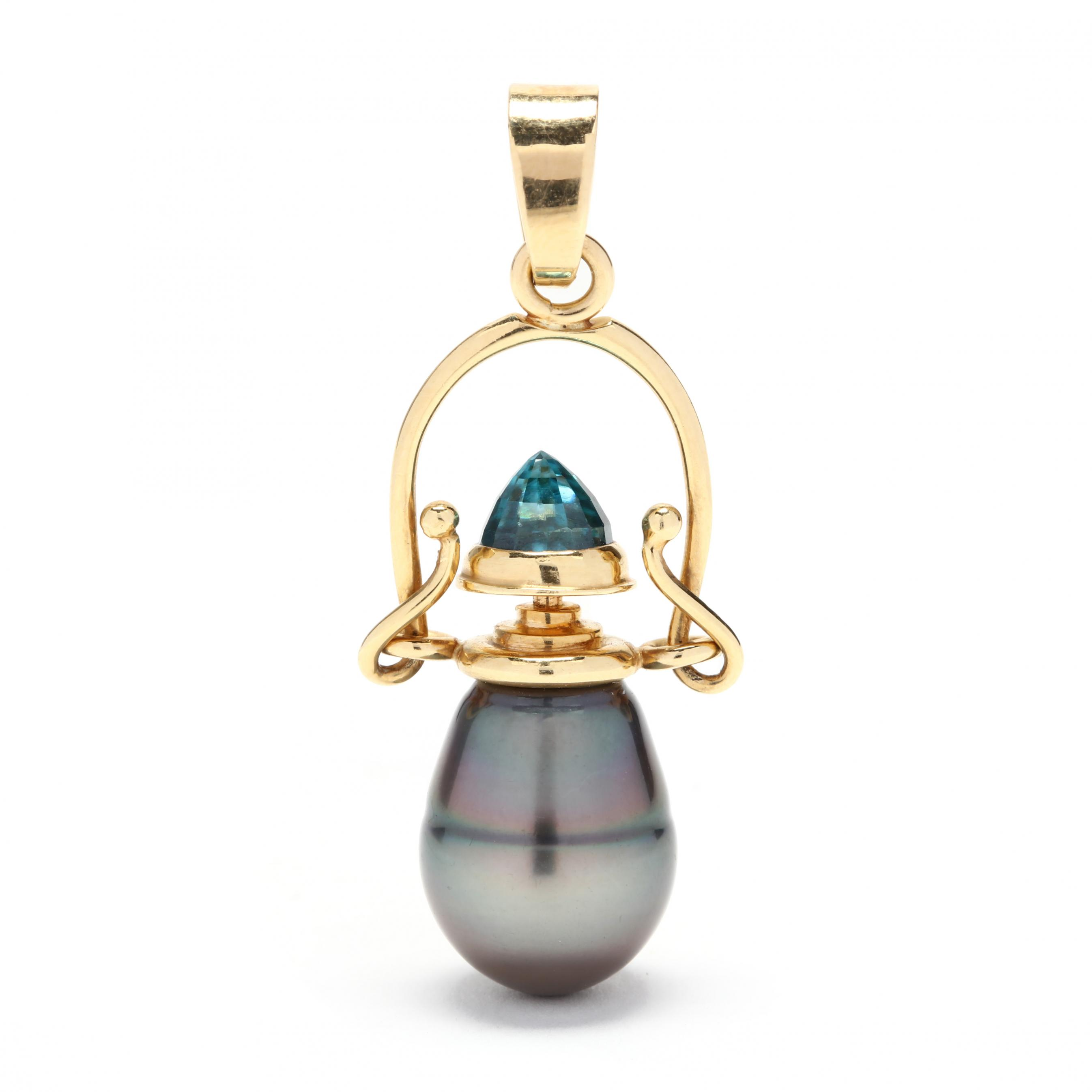 18kt-gold-tahitian-pearl-and-blue-zircon-perfume-pendant-jewelsmith