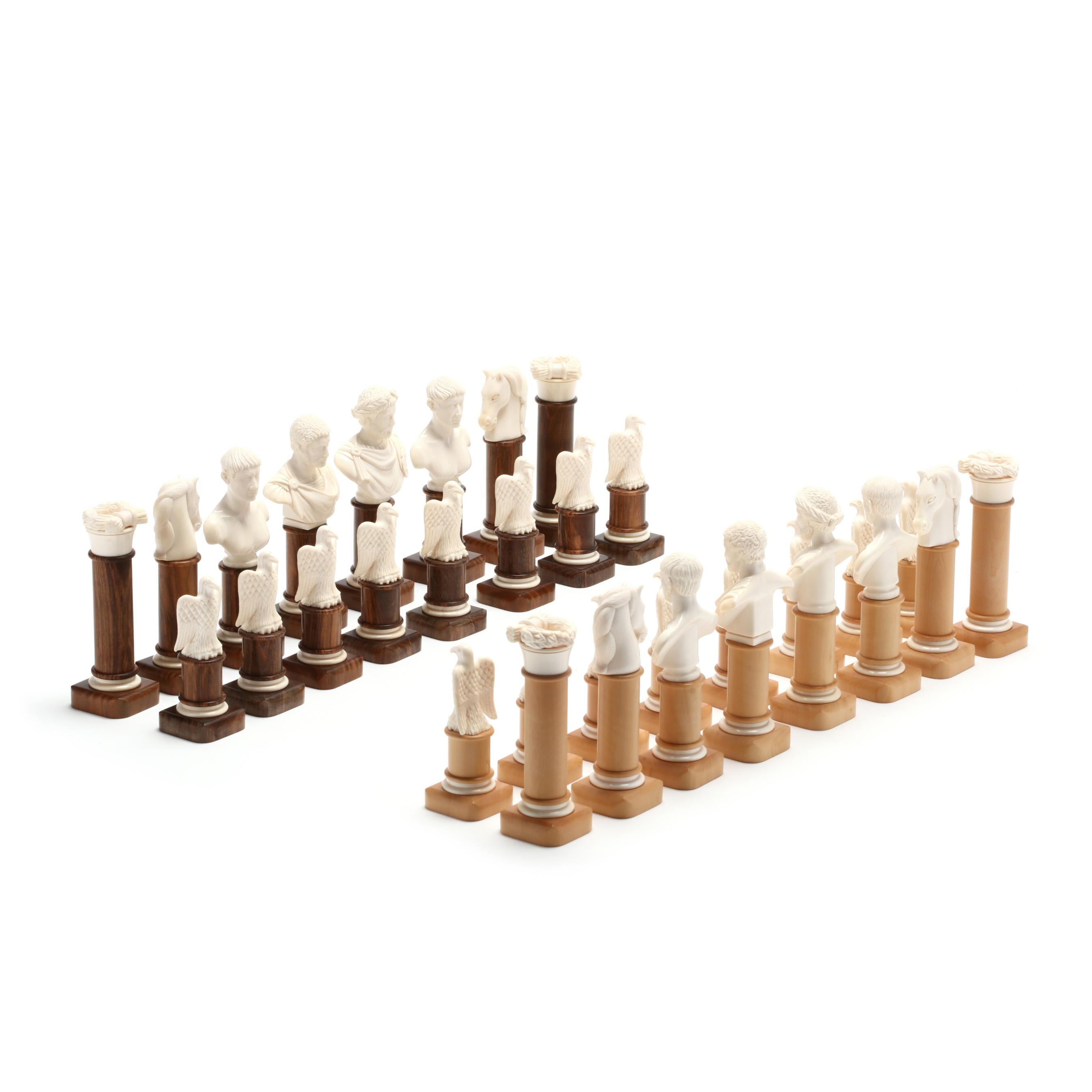 oleg-raikis-russia-20th-century-imperial-roman-figural-chess-set-carved-in-mammoth-ivory
