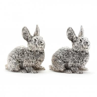 pair-of-sterling-silver-clad-bunnies