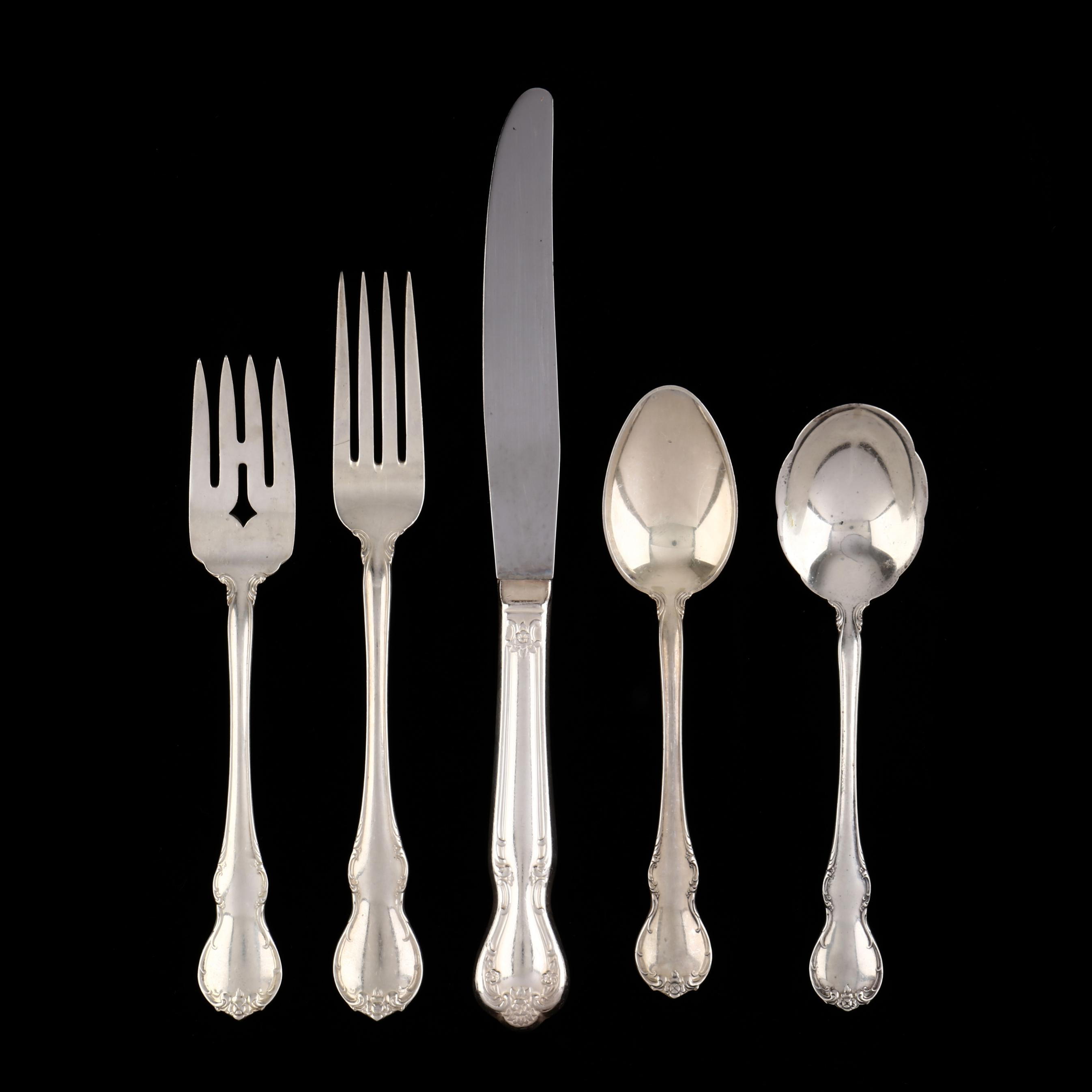 towle-french-provincial-sterling-silver-flatware