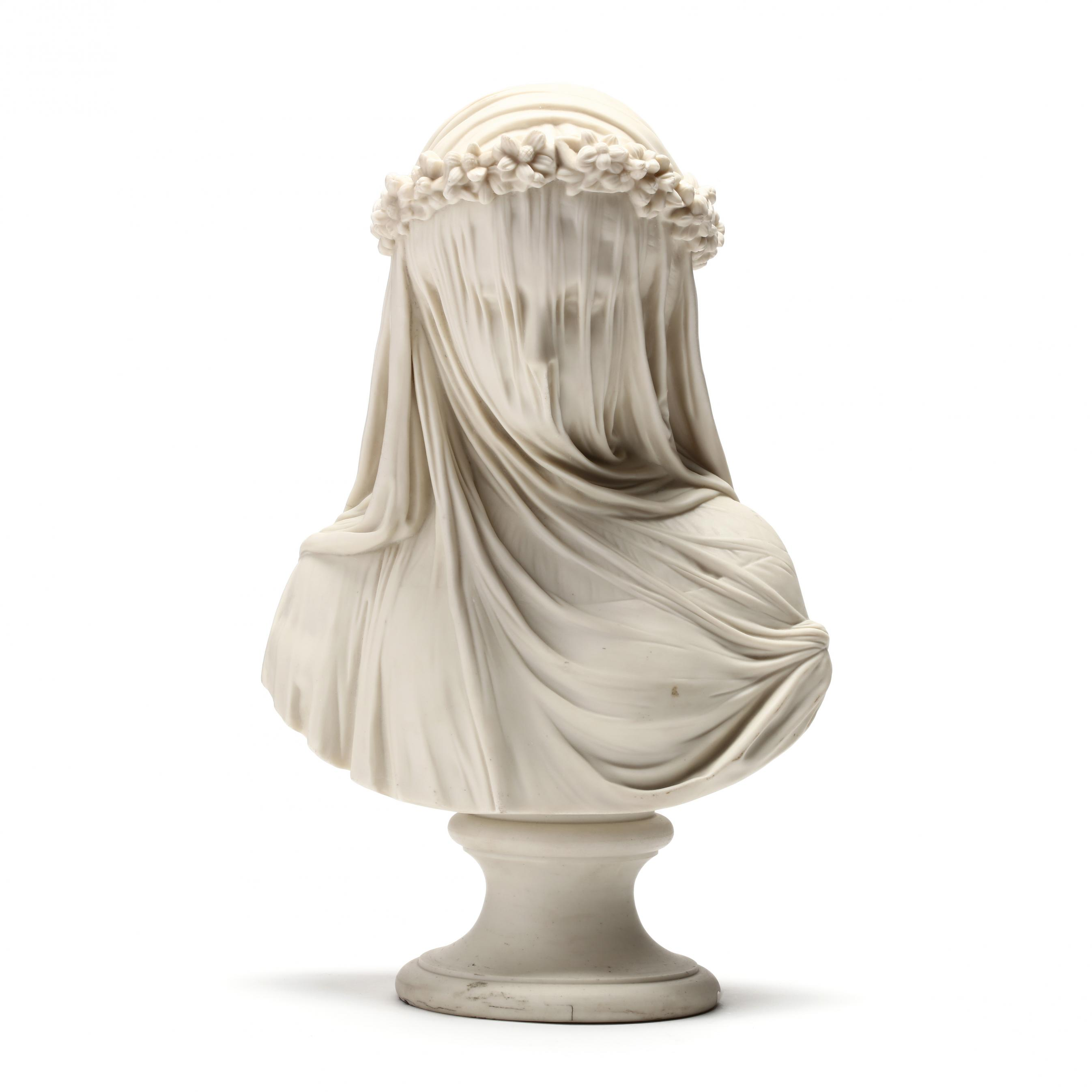 a-copeland-parian-bust-of-the-veiled-bride