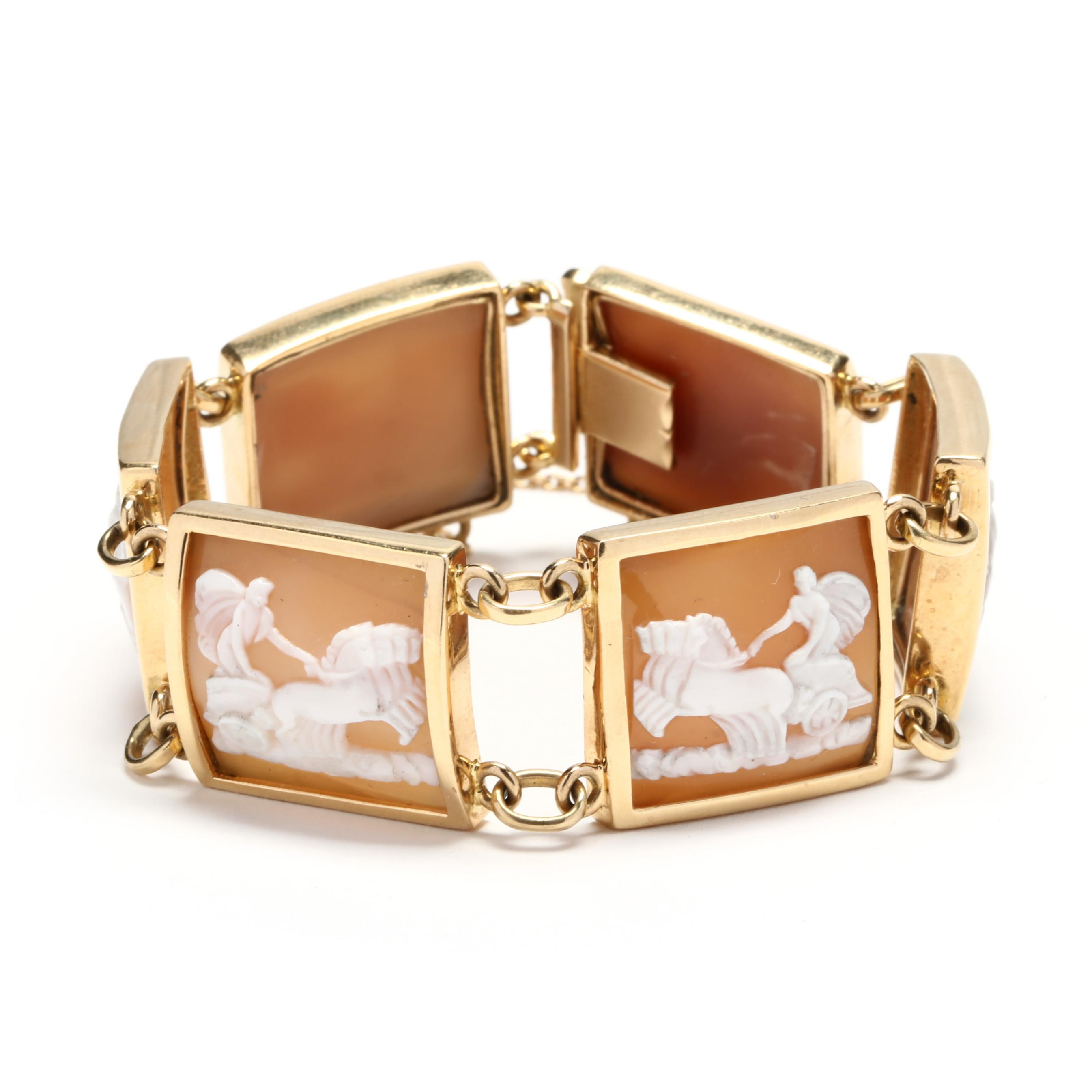 18kt-gold-and-cameo-bracelet-french
