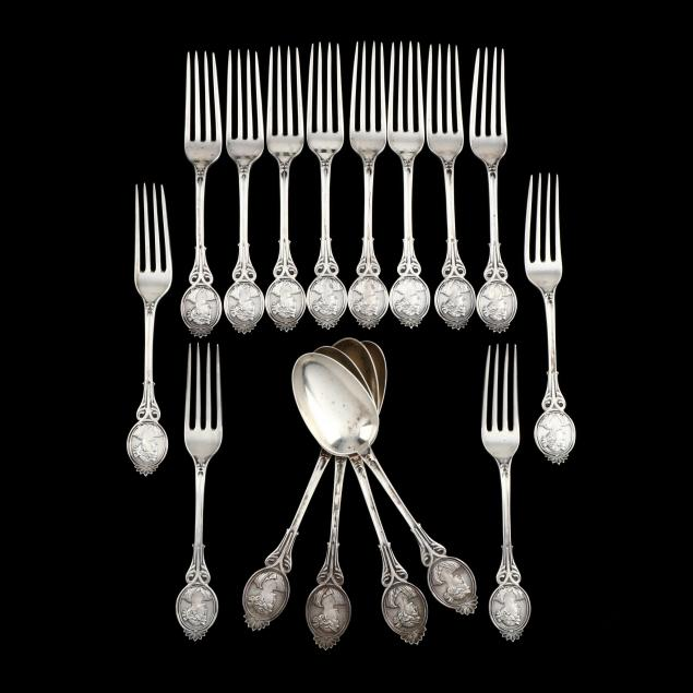 wood-hughes-medallion-sterling-silver-flatware